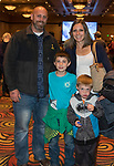 "The Smith family attend the screening of Warren Miller's film ""Line of Descent"" at the Reno Ballroom on Saturday, Nov. 4, 2017 in downtown Reno."