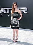 Lydia Hearst attends The Paramount Pictures L.A. Premiere of Terminator Genisys held at The DolbyTheatre  in Hollywood, California on June 28,2015                                                                               © 2015 Hollywood Press Agency