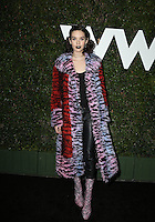 LOS ANGELES, CA - NOVEMBER 02: Amanda Steele attends the Who What Wear 10th Anniversary #WWW10 Experience on November 2, 2016 in Los Angeles, California. (Credit: Parisa Afsahi/MediaPunch).