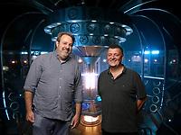 Steven Moffat Console Room