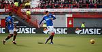 24.02.2019 Hamilton v Rangers: Kyle Lafferty scores goal no 5