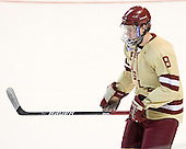 Edwin Shea (BC - 8) - The Boston College Eagles defeated the University of Minnesota Duluth Bulldogs 4-0 to win the NCAA Northeast Regional on Sunday, March 25, 2012, at the DCU Center in Worcester, Massachusetts.