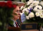 Nevada Assemblyman Brent Jones, R-Las Vegas, works on the Assembly floor at the Legislative Building in Carson City, Nev., on Monday, Feb. 2, 2015. (Cathleen Allison/Las Vegas Review-Journal)