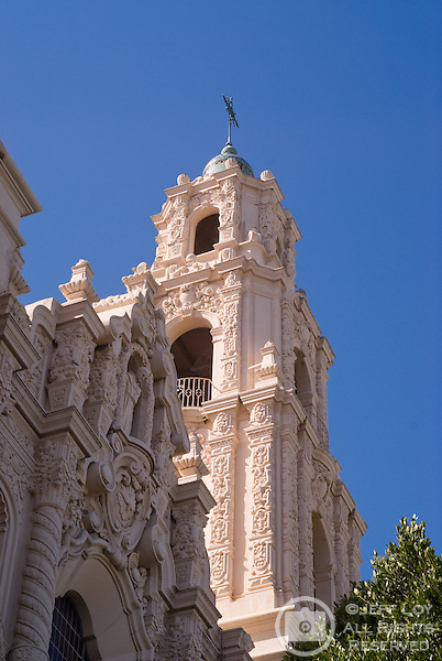 The front exterior of Mission San Francisco de Asis is San Francisco, California.