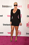 WEST HOLLYWOOD, CA - NOVEMBER 15: Model Amber Rose attends VH1 Big In 2015 With Entertainment Weekly Awards at Pacific Design Center on November 15, 2015 in West Hollywood, California.