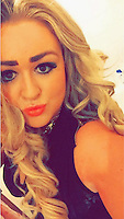 COPY BY TOM BEDFORD<br /> Pictured: Undated picture of Melissa Pesticcio taken from open social media account<br /> Re: Melissa Pesticcio, 23, Lewis Hall, 18 and Michael Wheeler, 22 have appeared at Cardiff Crown court in connection with the death of a 22-year-old woman following a collision in Cardiff.<br /> Sophie Taylor, 22, from Llandaff , died following a collision in the early hours of Monday, August 22, in which her black BMW 1 Series collided with a block of flats at the junction of Meteor Street and Moira Street in Adamsdown .<br /> Pesticcio, from Llanrumney , is charged with causing death by dangerous driving, causing serious injury by dangerous driving, and dangerous driving.
