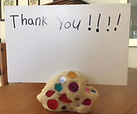Thank you! Harlow Kitchens Grade 1d, Yarmouth, ME, USA