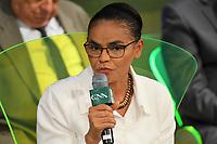 BRASÍLIA, DF, 29.08.2018 - ELEIÇÕES-2018 - A candidata a presidência Marina Silva (Rede) durante o Encontro com Presidenciaéveis na CNA (Confederação da Agricultura e Pecuária do Brasil), nesta quarta-feira, 29, em Brasília. (Foto: Ricardo Botelho/Brazil Photo Press)
