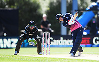 Joe Root.<br /> New Zealand Black Caps v England, ODI series, University Oval in Dunedin, New Zealand. Wednesday 7 March 2018. &copy; Copyright Photo: Andrew Cornaga / www.Photosport.nz