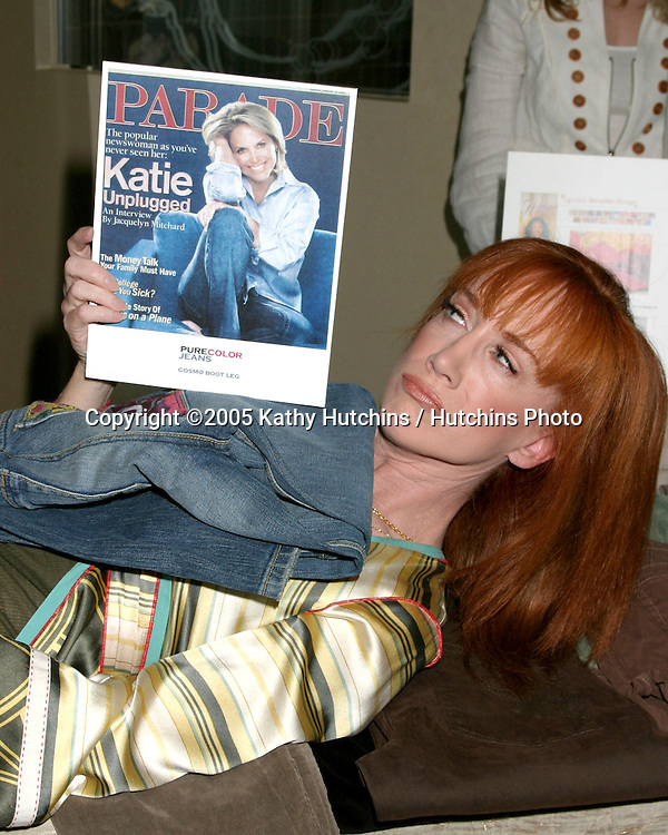 Kathy Griffin.GBK Productions Emmy Gifting Lounge.Sofitel Hotel.August 23, 2006.©2006 Kathy Hutchins / Hutchins Photo....