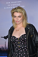 """LOS ANGELES, USA. June 06, 2019: Lola Fruchtmann (daughter of Annie Lennox) at the premiere for """"Ice on Fire"""" at the LA County Museum of Art.<br /> Picture: Paul Smith/Featureflash"""