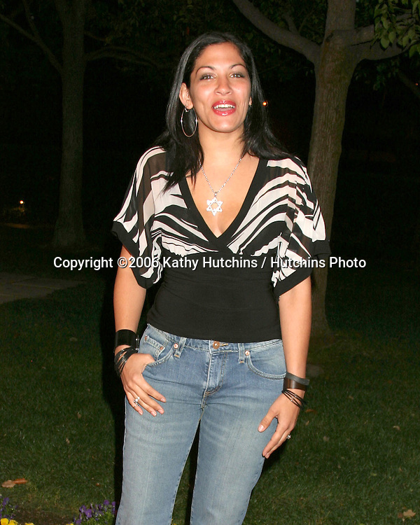 Corinne Irizarry.Animal Rights Event.Paramount Studios Theater.Los Angeles, CA.March 26, 2006.©2006 Kathy Hutchins / Hutchins Photo....