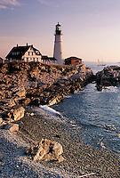 Portland Head lighthouse, Portland, ME