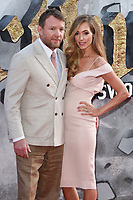 Director Guy Ritchie &amp; wife Jacqui Ainsley at the European premiere for &quot;King Arthur: Legend of the Sword&quot; at the Cineworld Empire in London, UK. <br /> 10 May  2017<br /> Picture: Steve Vas/Featureflash/SilverHub 0208 004 5359 sales@silverhubmedia.com