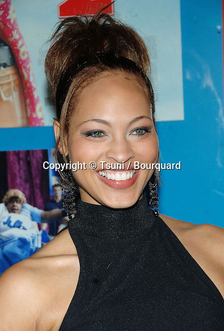 Iva LaShawn arriving at the BIG MOMMA'S HOUSE 2 Premiere at the Chinese Theatre in Los Angeles. January 25, 2006.