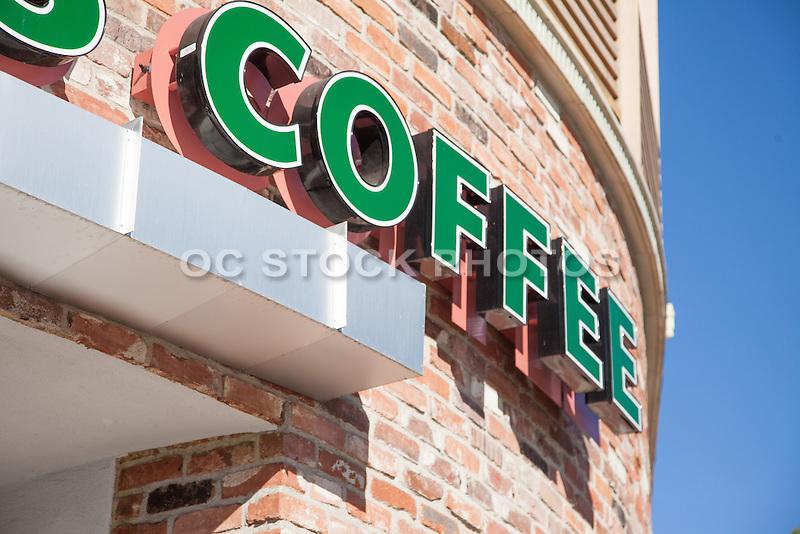 Starbucks Coffee Shop on Lake Ave in Pasadena