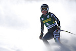 November 29, 2013 - Beaver Creek, Colorado, U.S. - Italy's, Verena Stuffer, completes her run in the ladies downhill competition on Vail/Beaver Creek's new women's Raptor race course, Beaver Creek, Colorado.