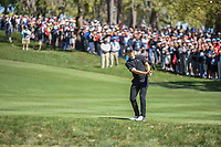 Jordan Spieth during the 2nd round of the Valspar Championship,Innisbrook Resort and Golf Club (Copperhead), Palm Harbor, Florida, USA. 3/9/18<br /> Picture: Golffile | Dalton Hamm<br /> <br /> <br /> All photo usage must carry mandatory copyright credit (&copy; Golffile | Dalton Hamm)