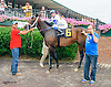 Around We Go winning at Delaware Park on 7/4/15