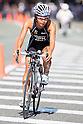 Mariko Adachi (JPN), SEPTEMBER 19, 2011 - Triathlon : Mariko Adachi of Japan competes in the Elite Women during the 2011 ITU World Championship Yokohama in Yokohama city, Kanagawa, Japan. (Photo by Yusuke Nakanishi/AFLO SPORT) [1090]