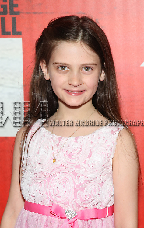 Sami Bray attends the Broadway Opening Night Party for George Orwell's '1984' at The Lighthouse Pier 61 on June 22, 2017 in New York City.