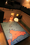 Lascaris War Rooms underground museum, Valletta, Malta