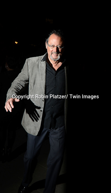 Jean Reno  attends the Vanity Fair Party for the 2013 Tribeca Film Festival on April 16, 2013 at State Suprme Courthouse in New York City.