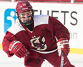 Haley McLean (BC - 13) - The Boston College Eagles practiced at Fenway on Monday, January 9, 2017, in Boston, Massachusetts.Haley McLean (BC - 13) - The Boston College Eagles practiced at Fenway on Monday, January 9, 2017, in Boston, Massachusetts.