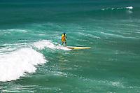 SUP Race During The San Clemente Ocean Festival