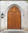 June 13, 2011; West door of South Dining Hall..Photo by Matt Cashore/University of Notre Dame