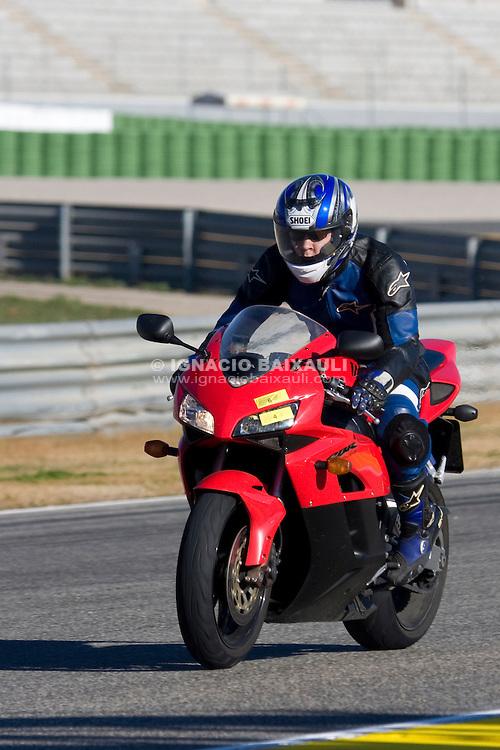Tandas populares en el Circuito Ricardo Tormo de la Comunitat Valenciana - 18/1/2009 - Cheste, Valencia
