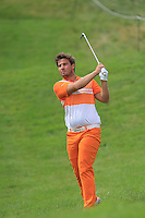 Mathieu Decottignies-Lafon (FRA) on the 3rd fairway during Round 2 of the 100th Open de France, played at Le Golf National, Guyancourt, Paris, France. 01/07/2016. <br /> Picture: Thos Caffrey | Golffile<br /> <br /> All photos usage must carry mandatory copyright credit   (&copy; Golffile | Thos Caffrey)