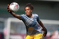 Chloe Morgan of Tottenham during Arsenal Women vs Tottenham Hotspur Women, Friendly Match Football at Meadow Park on 25th August 2019