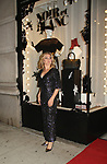 Actress Amy Carlson - Another World (co-mistress of ceremonies) at the annual All That Glitters Gala - 24 years of support to New York City's homeless mothers and their children - (VIP Reception - Silent Auction) was held on November 7, 2018 at Noir et Blanc and the 40/40 Club in New York City, New York.  (Photo by Sue Coflin/Max Photo)