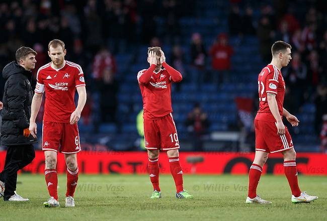 Niall McGinn dejection