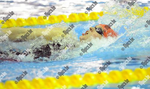 2011-01-15 / Zwemmen / seizoen 2010-2011 / Flanders Swimming Cup / Kimberly Buys..Foto: Mpics