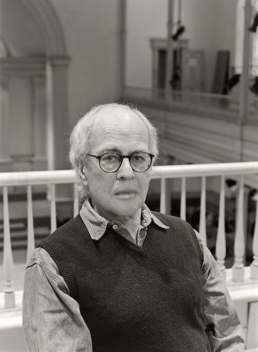 Charles North, 2009.  Poet.