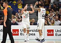 2018.10.19 EuroLeague Real Madrid VS Baskonia