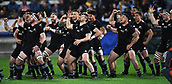 9th September 2017, Yarrow Stadium, New Plymouth. New Zealand; Supersport Rugby Championship, New Zealand versus Argentina; All Blacks haka