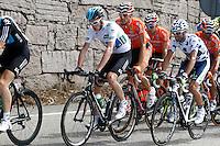 Christopher Froome, Joan Jose Oroz, Igor Anton and Alejandro Valverde during the stage of La Vuelta 2012 between Ponteareas and Sanxenxo.August 28,2012. (ALTERPHOTOS/Paola Otero) /NortePhoto.com<br /> <br /> **CREDITO*OBLIGATORIO** <br /> *No*Venta*A*Terceros*<br /> *No*Sale*So*third*<br /> *** No*Se*Permite*Hacer*Archivo**<br /> *No*Sale*So*third*
