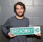 Bret Tucker Behind the Scenes with BroadwayHD: A Digital Capture of  Roundabout Theatre Company's 'If I Forget' at Laura Pels Theatre on 4/28/2017 in New York City.