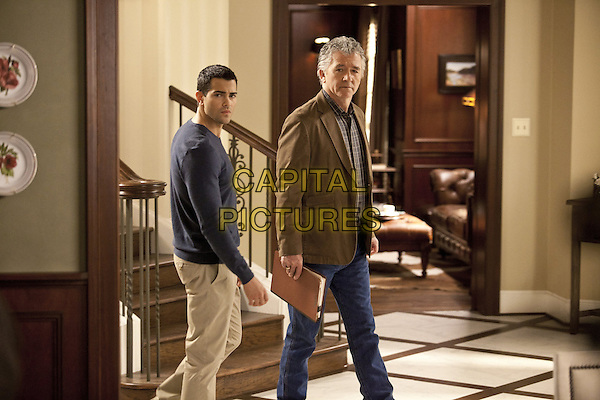 "JESSE METCALFE & PATRICK DUFFY.in Dallas (Series 1, Episode 10, ""Revelations"").*Filmstill - Editorial Use Only*.CAP/NFS.Supplied by Capital Pictures."