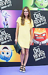 """XXX attends to the premiere of the film """"Inside Out ( Al Revés)"""" at Callao Cinemas in Madrid, Spain. July 15, 2015.<br />  (ALTERPHOTOS/BorjaB.Hojas)"""