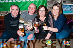 New Year 2018: Celebrating the new year at Tankers Bar, Listowel  were John O'Carroll, Sean & Marie  Brosnan & Dumpna O'Carroll.