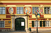 Old Town Hall K?szeg Hungary