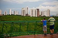 Cuiaba_MT, Brasil...Parque Mae Bonifacea em Cuiaba, Mato Grosso...Mae Bonifacia Park in Cuiaba, Mato Grosso...Foto: JOAO MARCOS ROSA / NITRO..