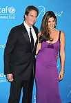 BEVERLY HILLS, CA. - December 10: Cindy Crawford (R) and husband Rande Gerber attend the UNICEF Ball honoring Jerry Weintraub at The Beverly Wilshire Hotel on December 10, 2009 in Beverly Hills, California.