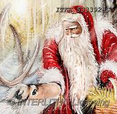 Isabella, CHRISTMAS SANTA, SNOWMAN, WEIHNACHTSMÄNNER, SCHNEEMÄNNER, PAPÁ NOEL, MUÑECOS DE NIEVE, realistic animals, realistische Tiere, animales re, paintings+++++,ITKE533392-S,#X#