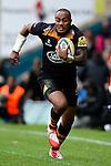 London Wasps' Sailosi Tagicakibau - Rugby Union - 2014 / 2015 Aviva Premiership - Wasps vs. Bath - Adams Park Stadium - London - 11/10/2014 - Pic Charlie Forgham-Bailey/Sportimage