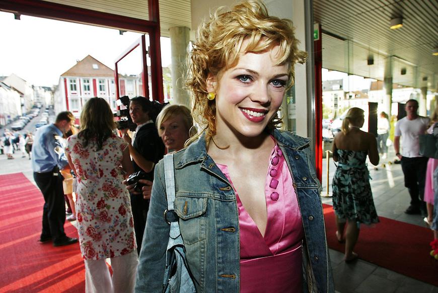 Grieghallen, Bergen 20040508 Gullruten 2004. Ane Dahl Torp..
